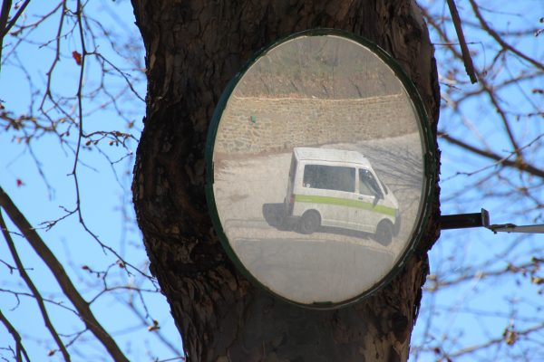 Spiegelbild Campervan Roadtrip the-euroamers