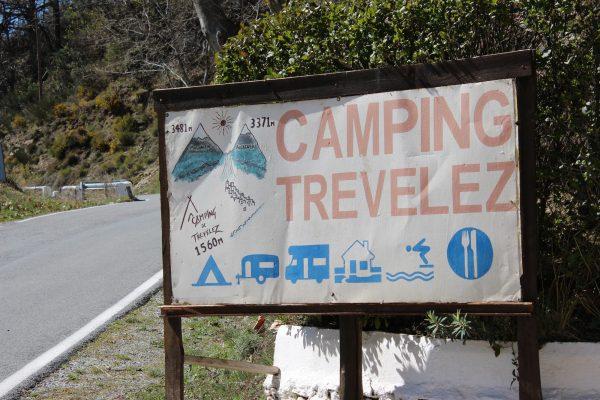 Camping-Trevelez Roadtrip