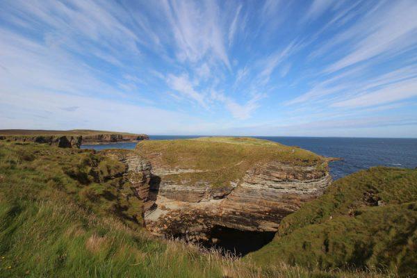 Schottland Küste