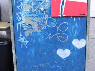 Streetart Oslo Norwegen