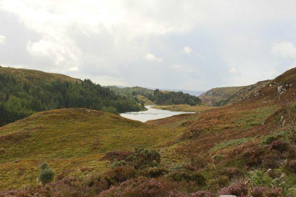 Landschaft Schottland Highlands