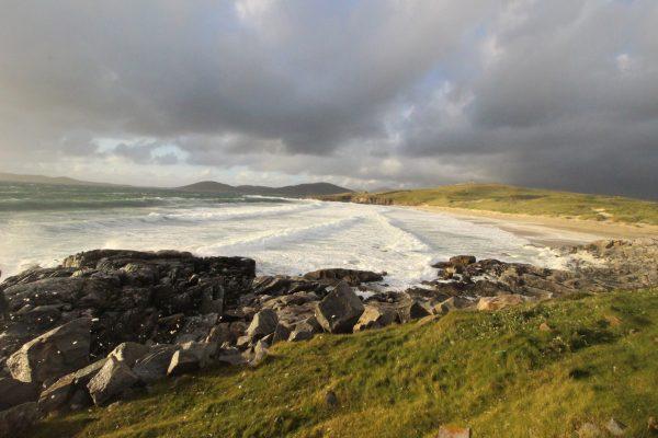 Strand beach Schottland