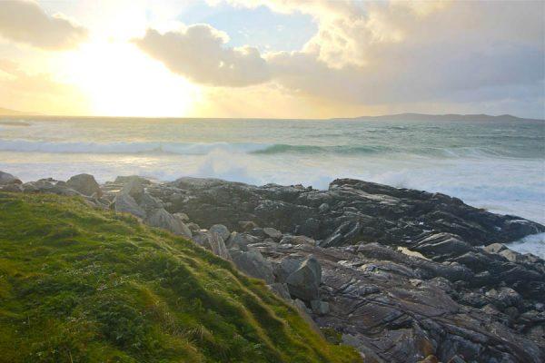Schottland Sonnenuntergang Sunset