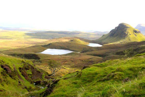 Isle-of-Skye Schottland