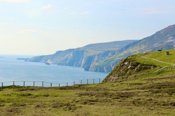 Header Irland Küste coast