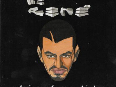 Cover HipHop MC Rene the-euroamers