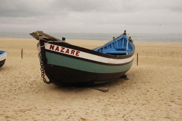 Strand Nazaré Portugal