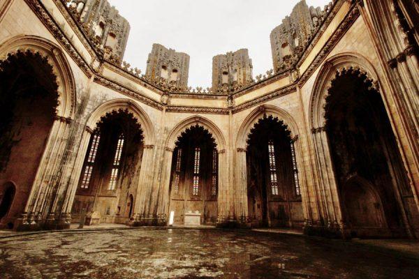 Batalha Portugal Kloster