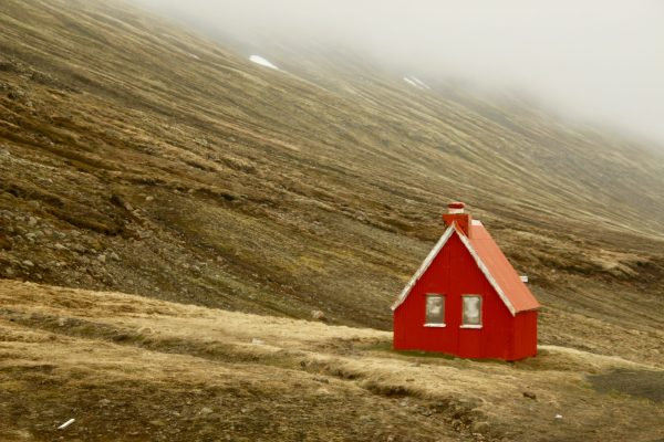 Hütte Island