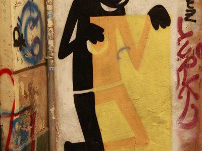 Graffiti Streetart Andalusien