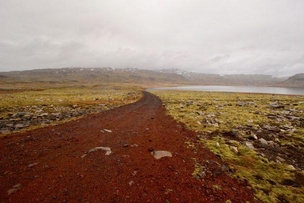 unbefestigte-Piste Island