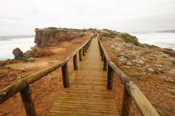 Meerblick Algarve Portugal
