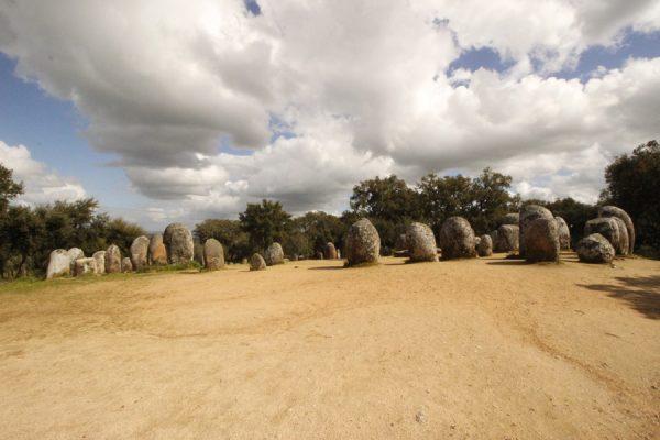 Steinkreise Portugal Wikinger