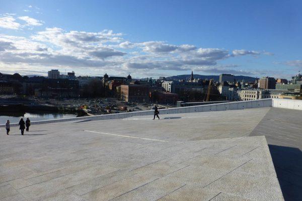 Operngebäude-Oslo