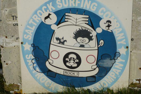 Surfen Surfershop Cornwall