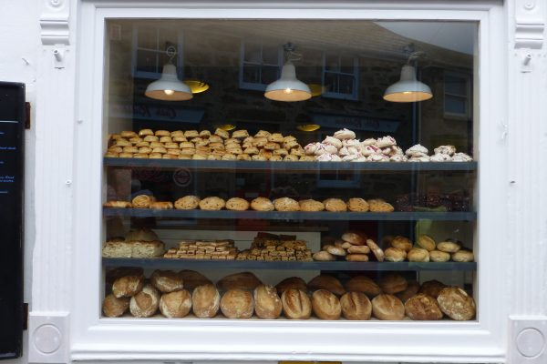 Bäckerei Brot Cornwall Backwaren lecker