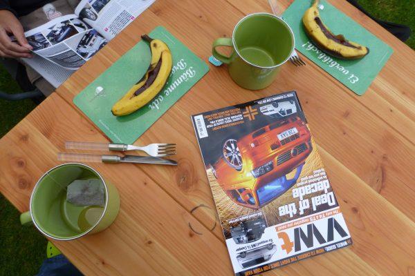 VW-Magazin Brotzeit Lektüre Cornwall