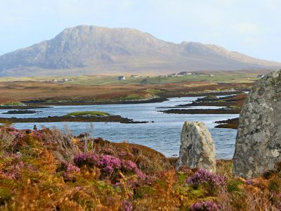 Schottland Berge Roadtrip the-euroamers